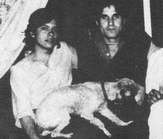 Adolfo Constanzo and Omar Orea