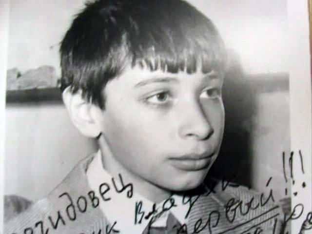 Vyacheslav Khvostik, a victim of Anatoly Slivko