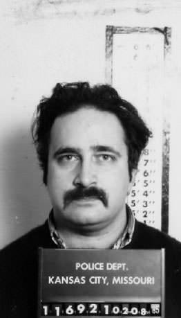 Mugshot of Bob Berdella