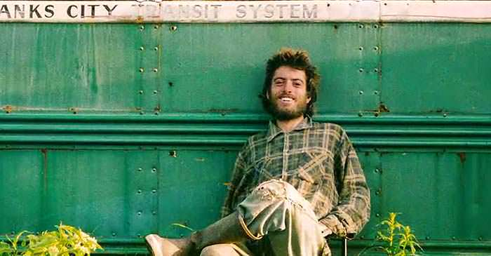 Last photo of Christopher McCandless