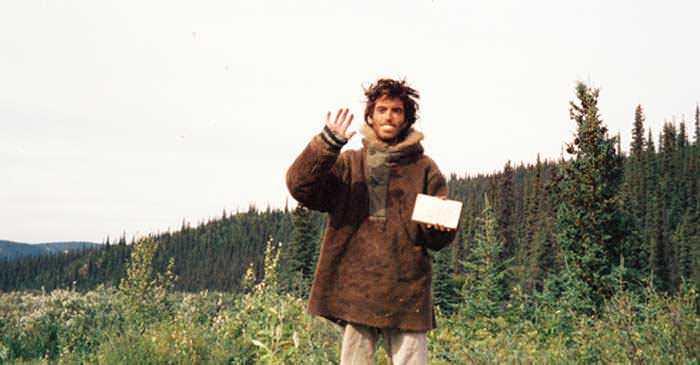 Last Photo of Christopher McCandless | Bizarrepedia