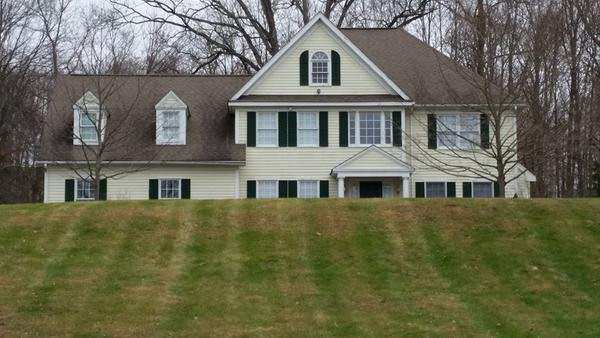 Adam Lanza house