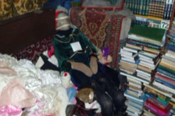Anatoly Moskvin mummified doll