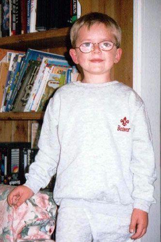 Young Andrew Gosden