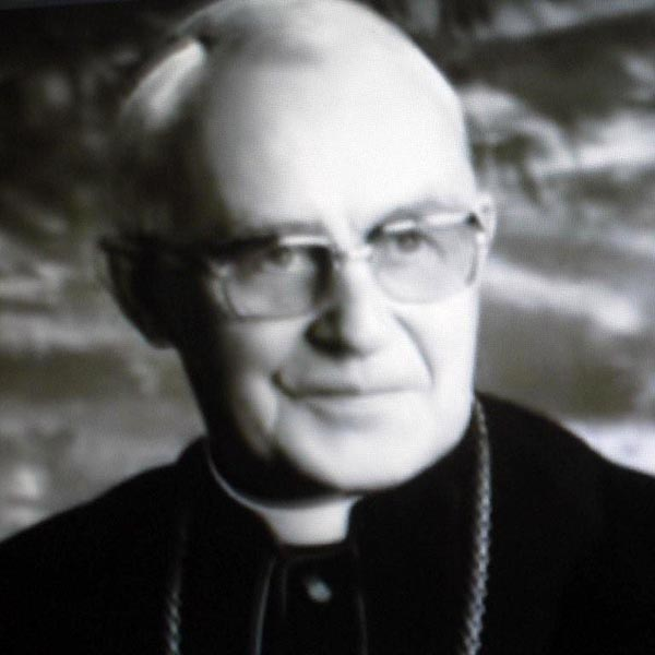 Bishop Josef Stangl.