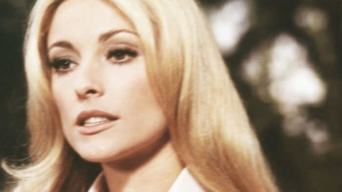 Sharon Tate, victim of the Manson family