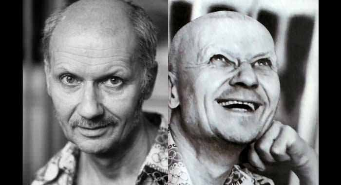 The Many faces of Andrei Chikatilo