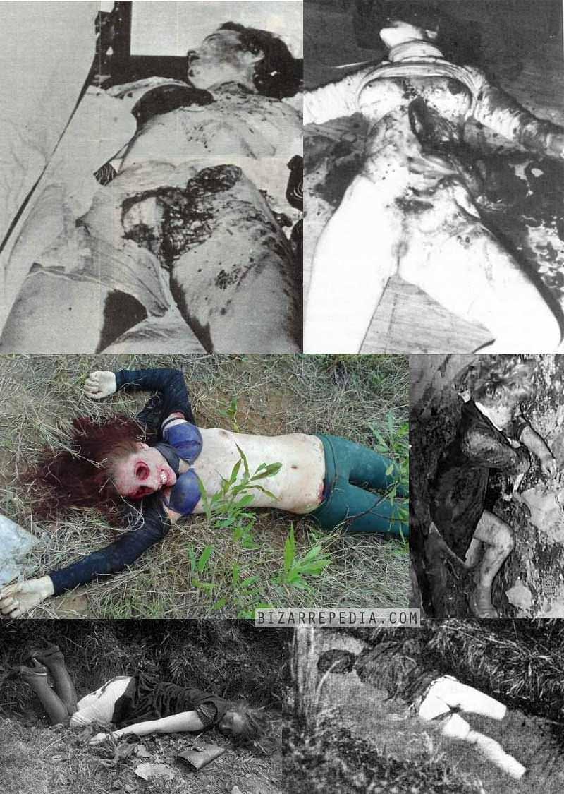 Andrei Chikatilo's victims