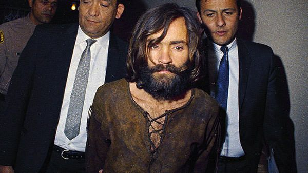 What type of leader was Charles Manson?