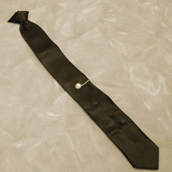D. B. Cooper's tie