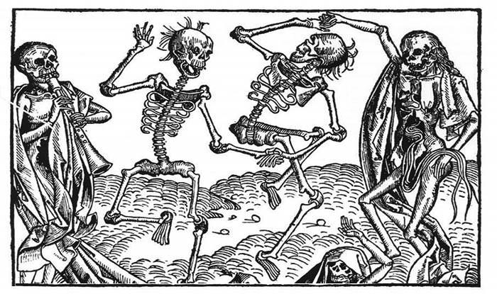 Medieval disease called Dancing Plague
