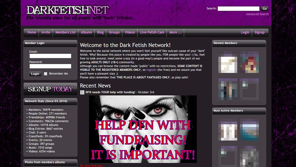 DarkFetishNet.com