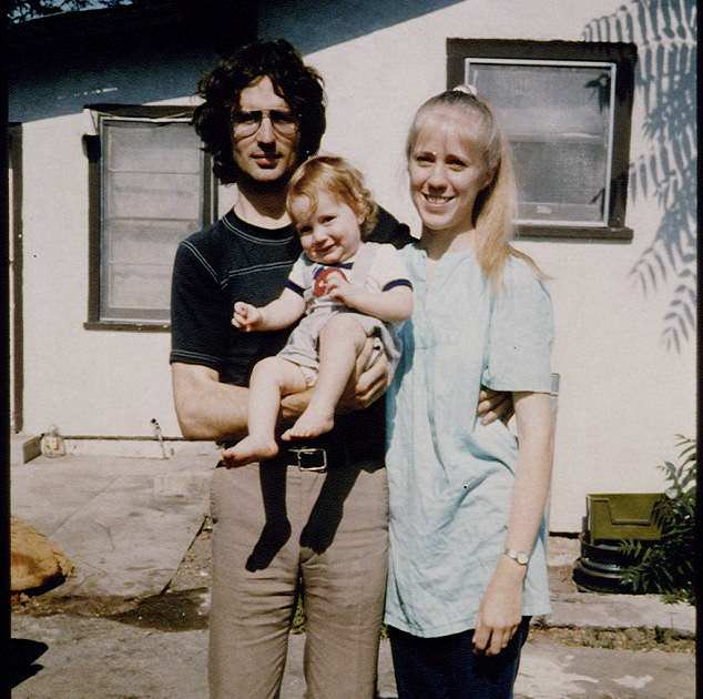 David Koresh and his wife
