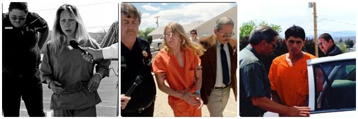 David Parker Ray accomplices Cindy Lee Hendy, Glenda Ray and Dennis Yancy