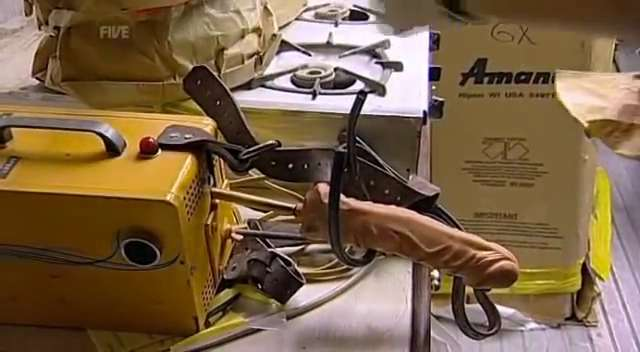 Inside the torture-box of David Parker Ray