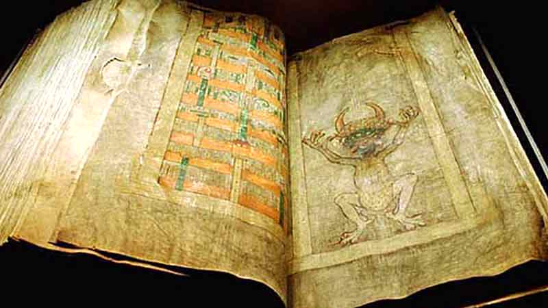 Devil's Bible: The Great Dark Mystery