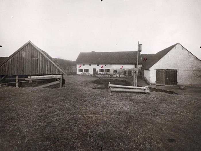 The Hinterkaifeck Axe Murders Farm