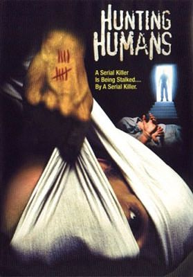 The cover art of the movie Hunting Humans