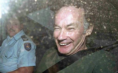 Ivan Milat now in prison