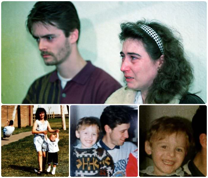 James Bulger Collage