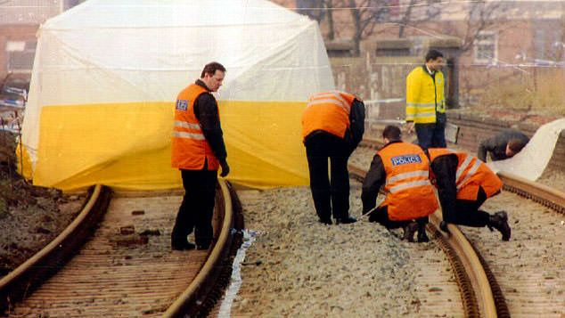 James Bulger Crime Scene