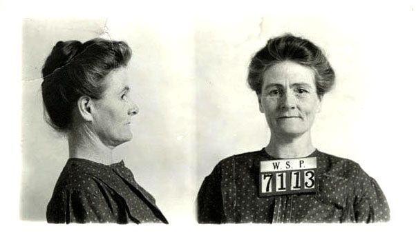 Mugshot of Linda Burfield Hazzard