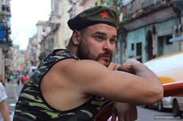 Tesak in Cuba