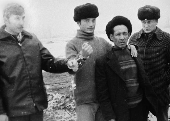 Nikolai Dzhumagaliev aka. Metal Fang