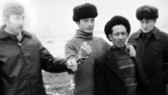"""A Soviet necrophiliac """"METAL FANG"""""""