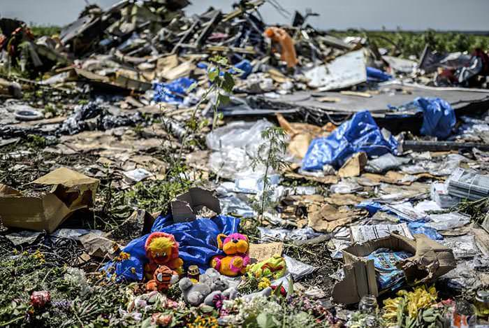 MH17 Flight