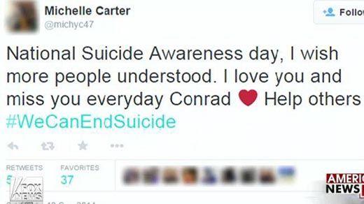 Michelle Carter's Tweets