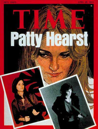 Patty Hearst: Time Magazine