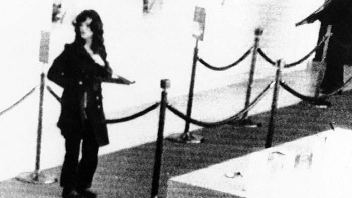 Patty Hearst: Xxx