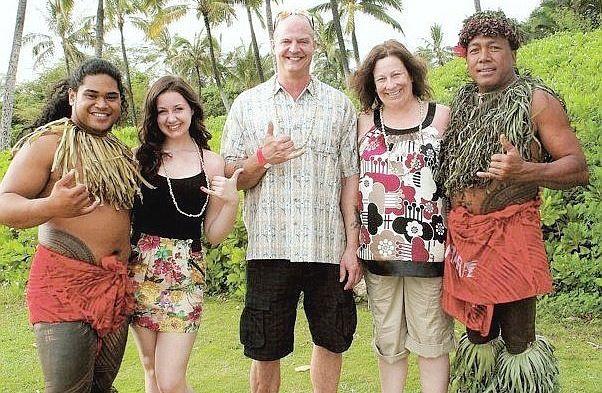 Randy Janzen Family