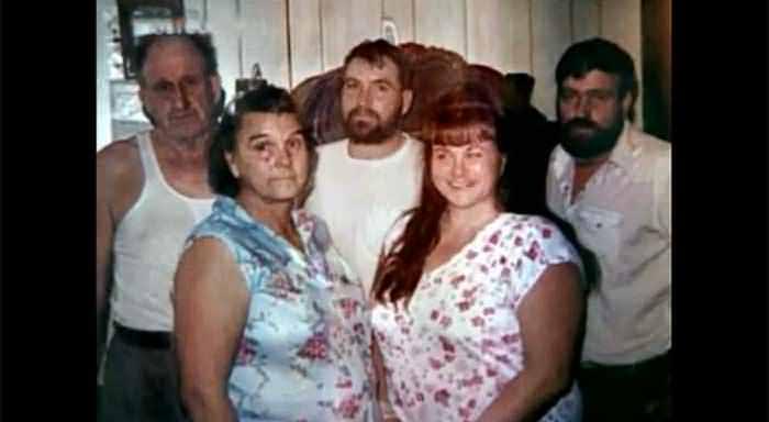 The Copelands family