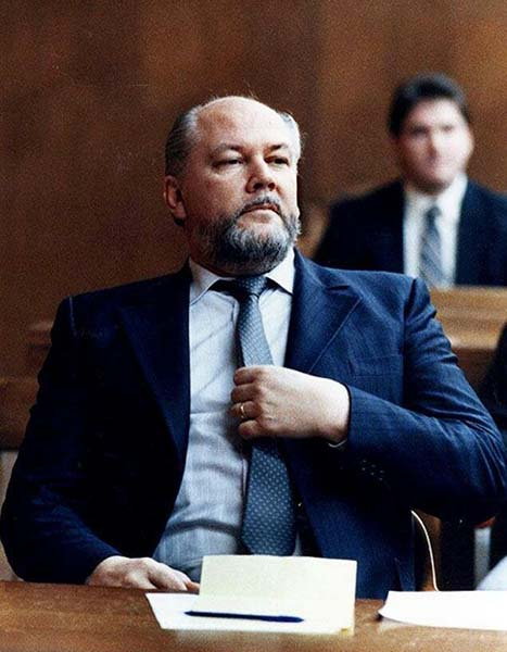 Richard Kuklinski at court