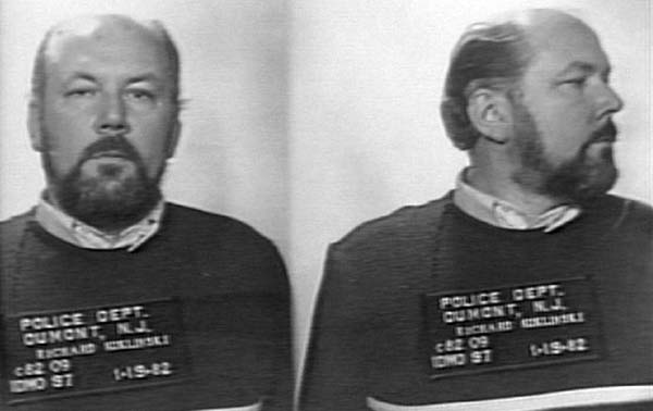 Mugshot of Richard Kuklinski