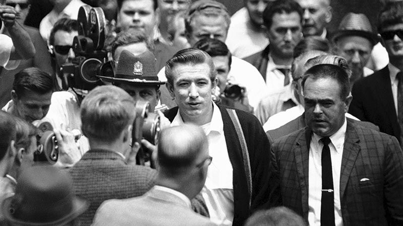 Richard Speck arrested.
