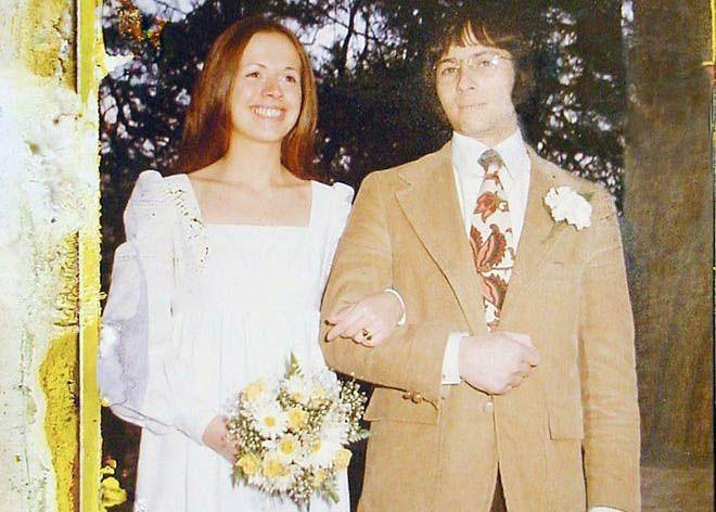 Robert Durst and Kathleen McCormack