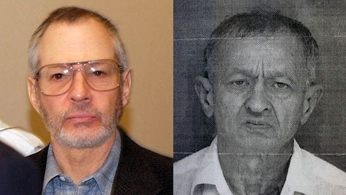 Robert Durst and Morris Black