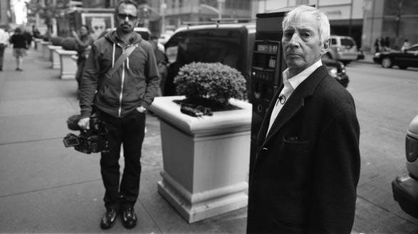 Robert Durst on the documentary The Jinx scene