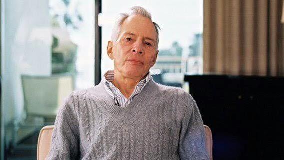 Robert Durst on the documentary The Jinx scene