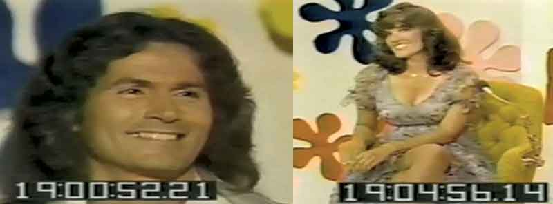 Rodney Alcala and Cheryl Bradshaw on The Dating Game