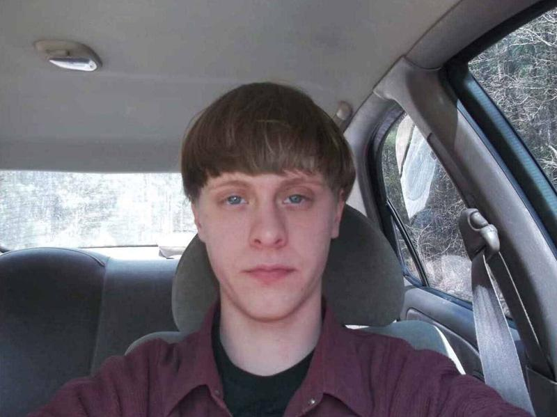 Dylann Roof S Pictures From The From The Court Documents