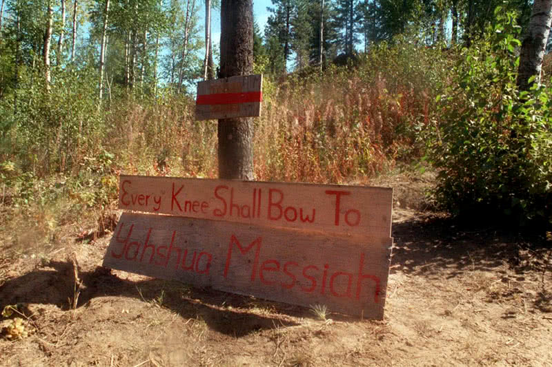 Ruby Ridge The Eleven Day Siege Bizarrepedia
