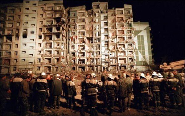 Russian Apartment Bombings of 99