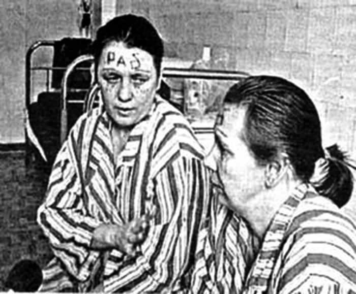 Alexander Komin's victims
