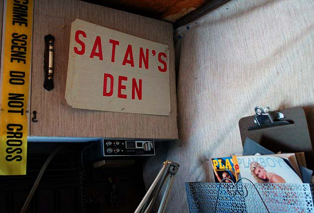 Inside David Parker Ray's Devils Den, The Toy Box
