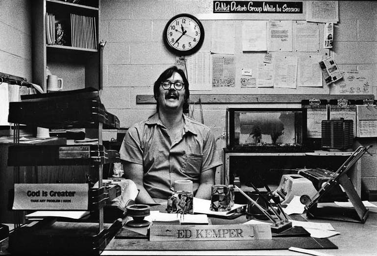 the murderous rampage of edmund kemper Biographycom profiles the dark and twisted life of serial killer edmund kemper, known as the coed killer.