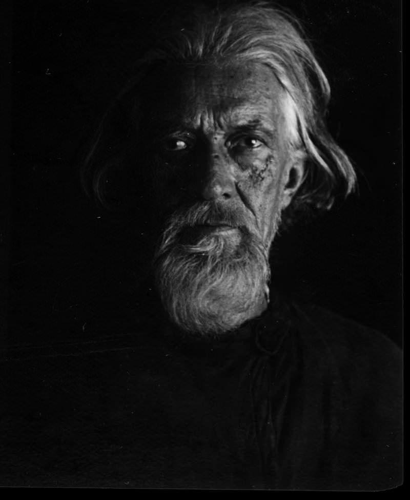 Victim of Stalin's Great Purge Nikolayevich Krechkov
